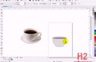 Membuat Cangkir Kopi menggunakan CorelDraw X7 thumbnail