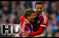 Bayern Munich vs Porto 6-1 All Goals |Champions league 21/04/2015