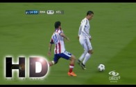Real Madrid vs Atletico Madrid 1-0  |Champions League| 22/04/2015