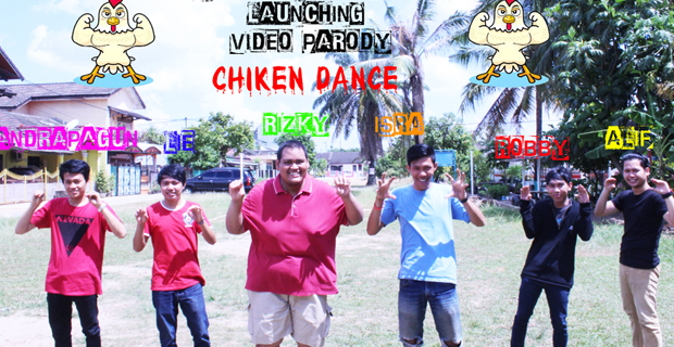 The Chiken Dance by Mahasiswa PalComTech