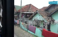 "A Story: PalComTech ""Rafting to Pagar Alam"""