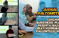 Coaching Bussiness Plan|Bazar Creativepreneur PalComTech 2016
