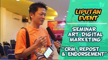 Tips dan Trik CRM, Repost & Endorsement Bersama Anton (Owner Pempek Lince)