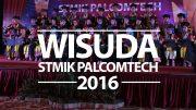 WISUDA STMIK PALCOMTECH 2016 -[LIVE STREAMING] @BALLROOM ARYADUTA