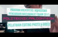 [LIPUTAN] Pelatihan Editing Photo & Video Bagi Anak Didik Permasyarakatan LPKA Palembang #Part2