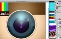 Create Instagram Logo with Adobe Photoshop – By Jhonboe
