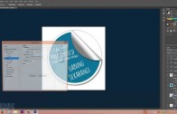 How to Create Sticker Vector with Adobe Photoshop?